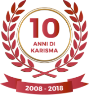 badge 10 anni